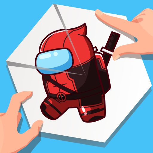Paper Fold Puzzle: Easy Origami – Paper Folding  (Unlimited money,Mod) for Android