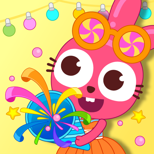 Papo Town Happy Festival  (Unlimited money,Mod) for Android