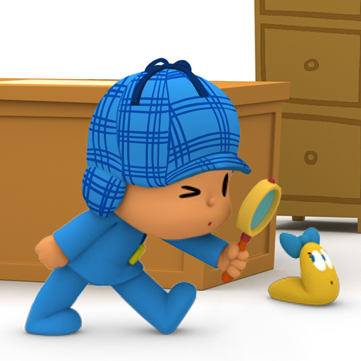 Pocoyo and the Mystery of the Hidden Objects  (Unlimited money,Mod) for Android