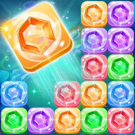 Pop Diamonds  (Unlimited money,Mod) for Android