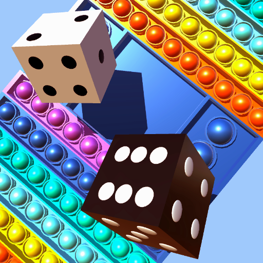 Pop It Challenge 3D! relaxing pop it games  (Unlimited money,Mod) for Android