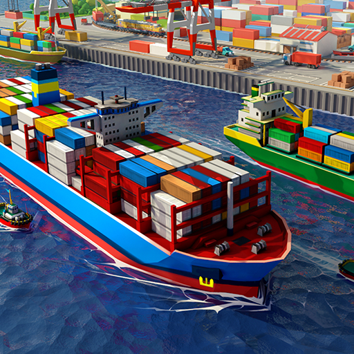 Port City: Ship Tycoon  (Unlimited money,Mod) for Android
