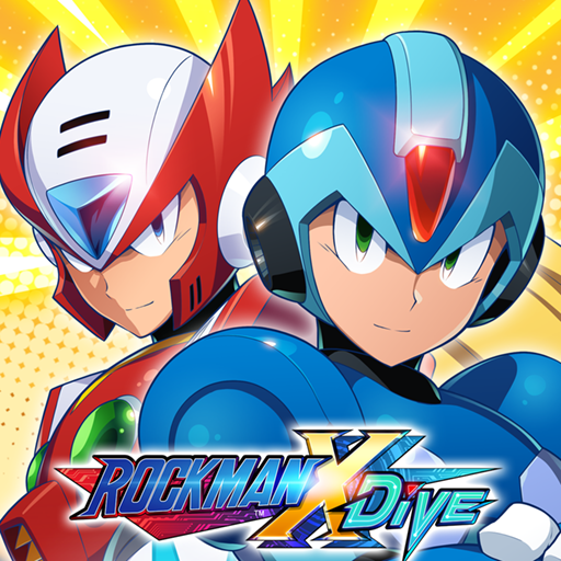 ROCKMAN X DiVE  (Unlimited money,Mod) for Android
