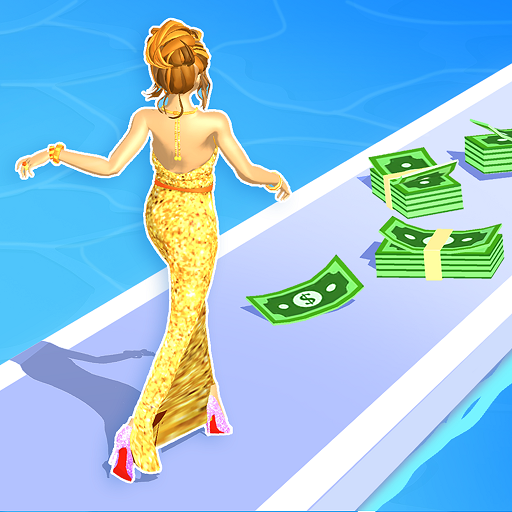 Run Rich 3D  (Unlimited money,Mod) for Android