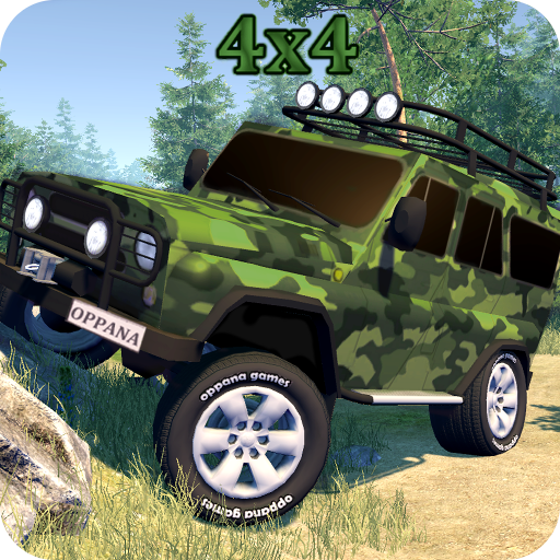 Russian Cars: Offroad 4×4  (Unlimited money,Mod) for Android
