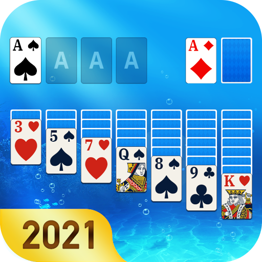 Solitaire 3D: Card Games  (Unlimited money,Mod) for Android