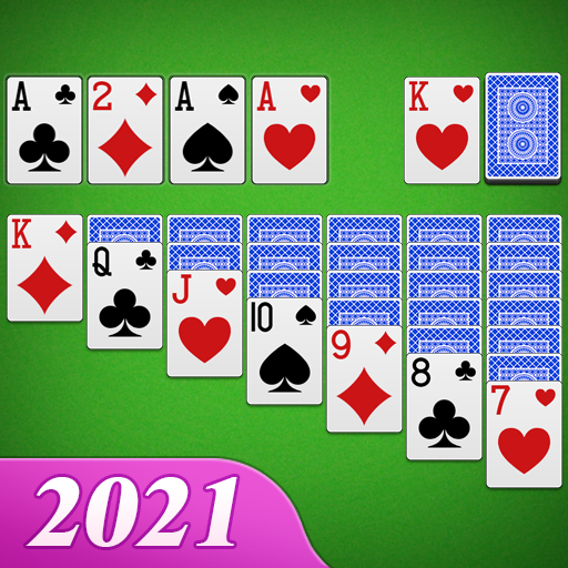 Solitaire – Klondike Solitaire Free Card Games  (Unlimited money,Mod) for Android