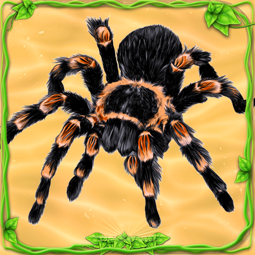 Spider Simulator: Life of Spider  (Unlimited money,Mod) for Android