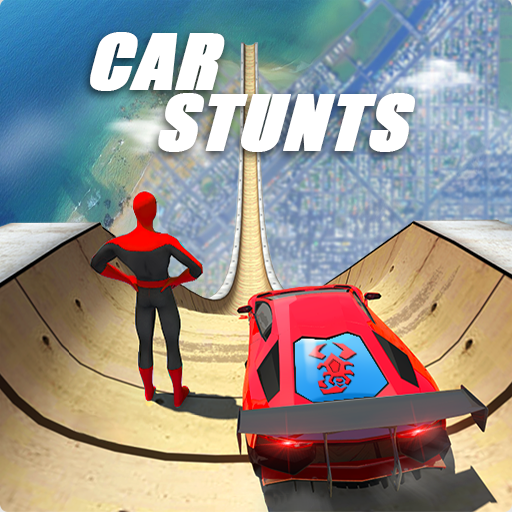 Spider Superhero Car Games: Car Driving Simulator  1.28 (Unlimited money,Mod) for Android