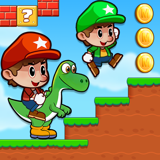 Super Billy Bros – Classic Adventure of Jump & Run  (Unlimited money,Mod) for Android