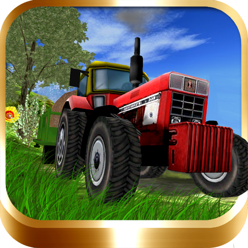 Tractor Farm Driving Simulator  (Unlimited money,Mod) for Android