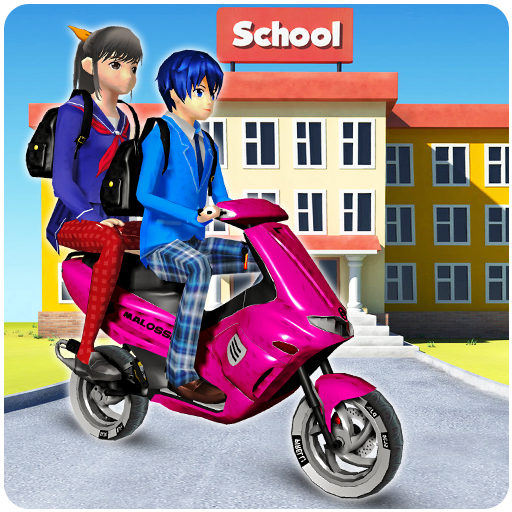 Virtual High School Life Simulator Offline 2020  (Unlimited money,Mod) for Android