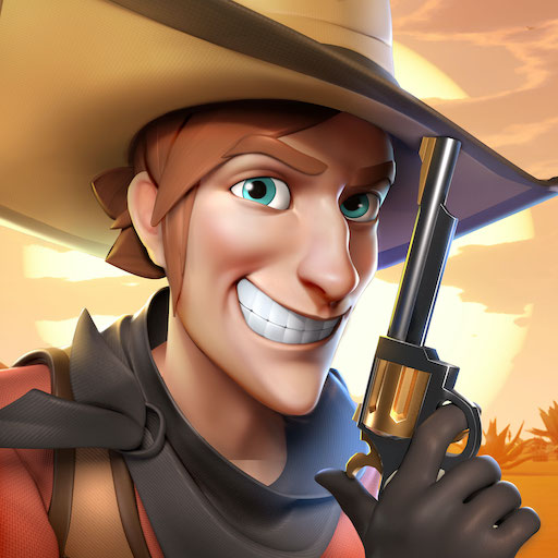 Wild West Heroes  (Unlimited money,Mod) for Android