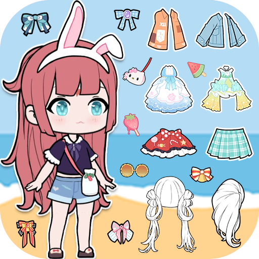 YOYO Doll – dress up games, avatar maker  1.4.2 (Unlimited money,Mod) for Android