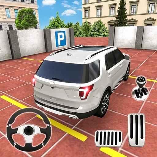 Auto Car Parking Game: 3D Modern Car Games 2021  (Unlimited money,Mod) for Android