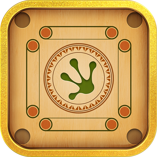 Carrom Gold : Multiplayer Friends Board Games King  (Unlimited money,Mod) for Android