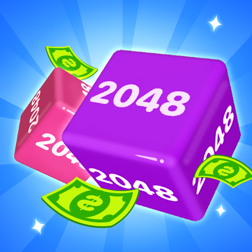 Chain Cube 3D: Drop The Number 2048  (Unlimited money,Mod) for Android