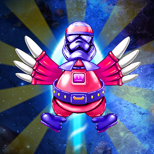 Chicken Attack Galaxy  (Unlimited money,Mod) for Android