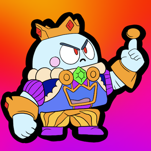 Coloring Pages for Brawl BS  (Unlimited money,Mod) for Android