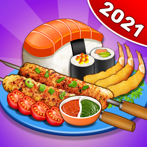 Cooking Max – Mad Chef's Restaurant Cooking Game  (Unlimited money,Mod) for Android