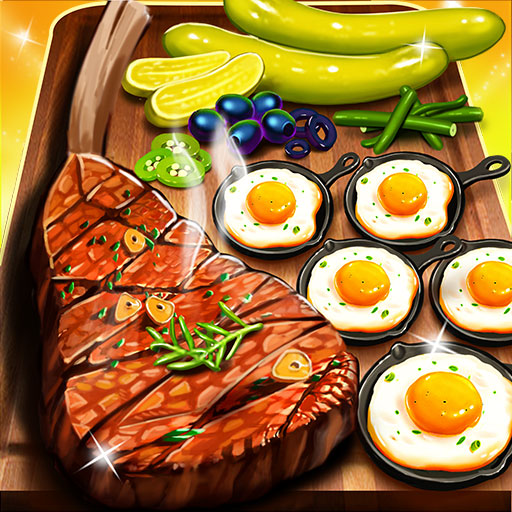Cooking Platter: New Free Cooking Games  (Unlimited money,Mod) for Android