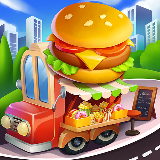 Cooking Travel – Food truck fast restaurant  (Unlimited money,Mod) for Android