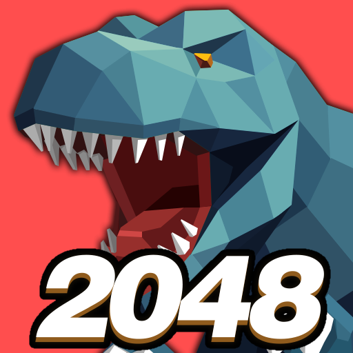 Dino 2048: Merge Jurassic World  (Unlimited money,Mod) for Android