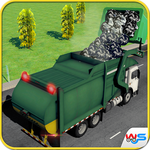 Garbage Dumper Truck Simulator  (Unlimited money,Mod) for Android
