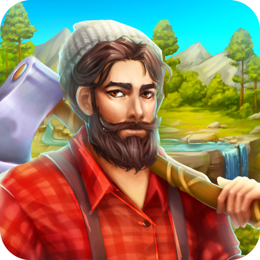 Golden Frontier: Farm Adventures  (Unlimited money,Mod) for Android