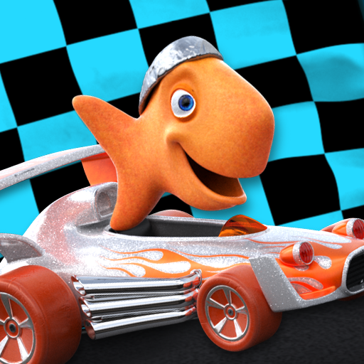 Goldfish Go-Karts  (Unlimited money,Mod) for Android
