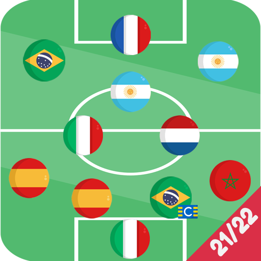 Guess The Football Team – Football Quiz 2022  (Unlimited money,Mod) for Android