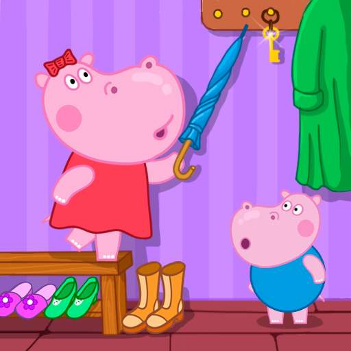 Hippo Keys: Hidden Objects  (Unlimited money,Mod) for Android