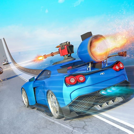 Jet Car Stunts Racing Car Game  (Unlimited money,Mod) for Android