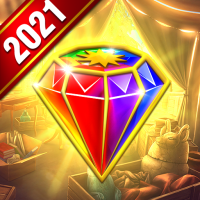 Jewels Match Blast – Match 3 Puzzle Game  (Unlimited money,Mod) for Android