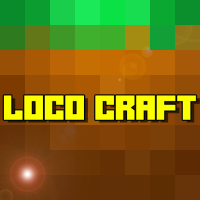Loco Craft 3 Exploration and Survival Crafting  (Unlimited money,Mod) for Android