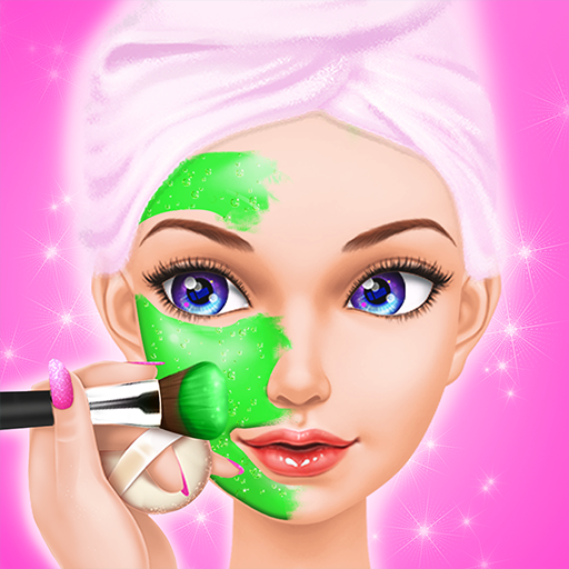 Makeover Games: Makeup Salon Games for Girls Kids  (Unlimited money,Mod) for Android