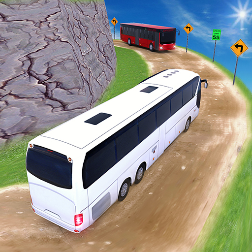 Offroad Bus Simulator 3d – Mountain New Games 2021  (Unlimited money,Mod) for Android