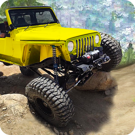 Offroad car driving:4×4 off-road rally legend game  (Unlimited money,Mod) for Android