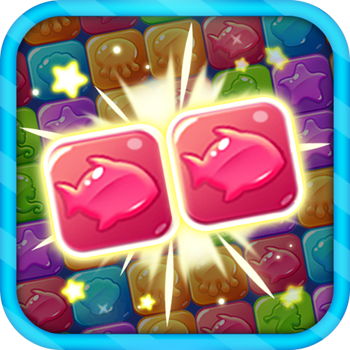 Pop Pop Marine – Blast Game  (Unlimited money,Mod) for Android