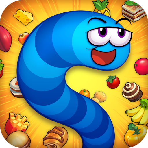 Snake Zone .io – New Worms & Slither Game For Free  (Unlimited money,Mod) for Android