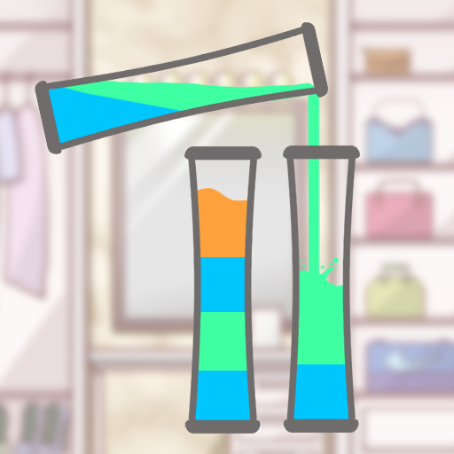 Sort Fashion: Watercolor  (Unlimited money,Mod) for Android