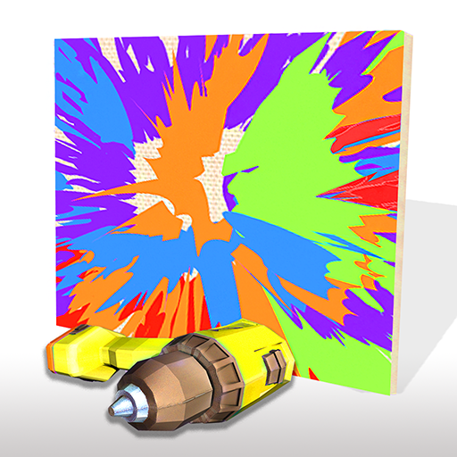 Spin art 3D  (Unlimited money,Mod) for Android