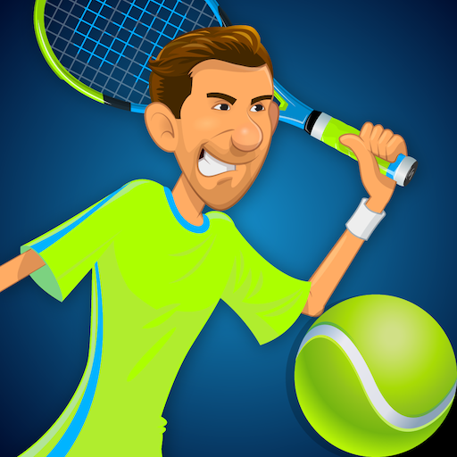 Stick Tennis  (Unlimited money,Mod) for Android