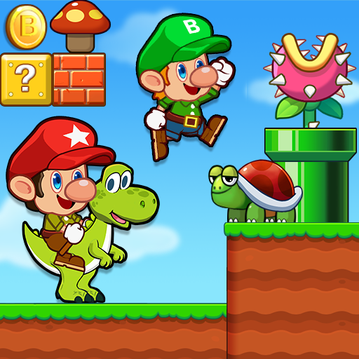 Super Bobby's Adventure – Classic Run & Jump Game  1.3.1.185 (Unlimited money,Mod) for Android