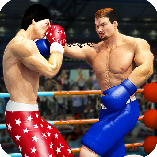Tag Team Boxing Game: Kickboxing Fighting Games  3.3 (Unlimited money,Mod) for Android
