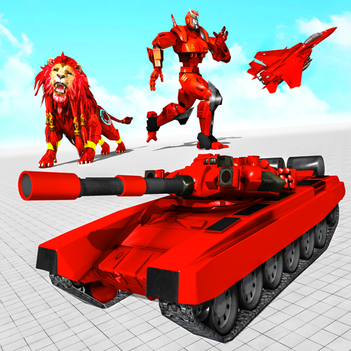 Tank Robot Car Games – Multi Robot Transformation  3.1 (Unlimited money,Mod) for Android