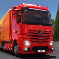 Truck Simulator : Ultimate  (Unlimited money,Mod) for Android