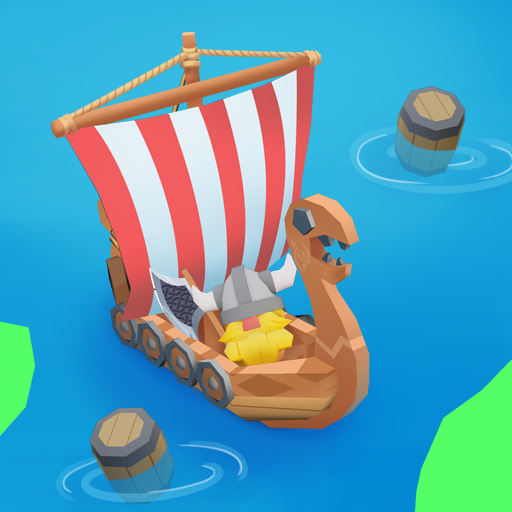 Viking Life: Wild north, idle tycoon games adcap  (Unlimited money,Mod) for Android