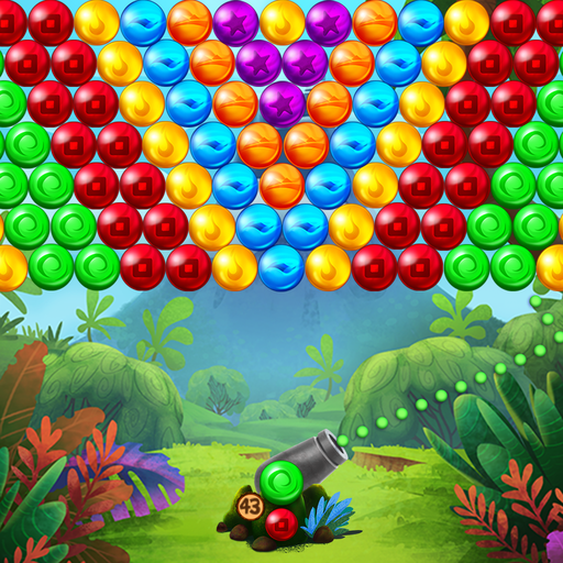 Vulcan Pop Bubble Shooter  (Unlimited money,Mod) for Android