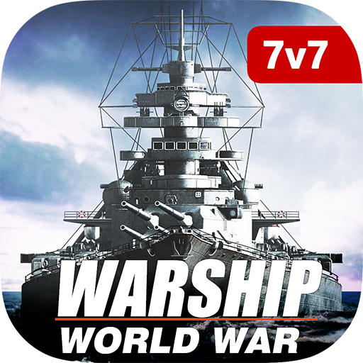 Warship World War  (Unlimited money,Mod) for Android
